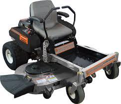 dirty hand tools zero turn mower with 23hp kawasaki engine and 60