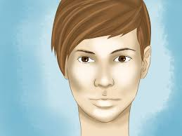 oblong face low hairline how to find the right pixie cut 11 steps with pictures