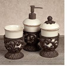 home goods bathroom decor gracious goods collection bath vanity accessories