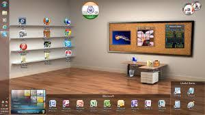 wallpaper computer room appealing desktop room wallpaper contemporary simple design home