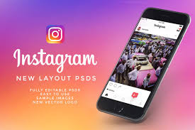 Mixing Paint Instagram by Instagram Layouts Beautiful Templates To Design Your Own Graphics