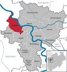 St Joseph River Map Xanten U2013 Wikipedia