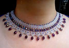 handmade bead necklace designs images Image gallery handmade beaded jewellery ideas handmade beaded jpg