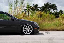 stanced lexus gs300 lexus archives velgen wheels