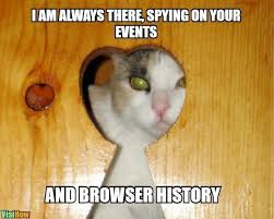Spy Meme - spy on browser history and events with mspy for iphones visihow