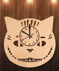 wooden clock vinyl clocks