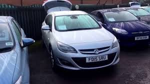2015 15 plate vauxhall astra 2 0 cdti 165ps elite estate for sale