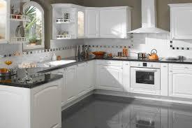 cuisine moderne blanche cuisine moderne blanche 2017 avec modele de cuisine blanche on