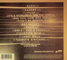 norah jones day breaks vinyl at juno records