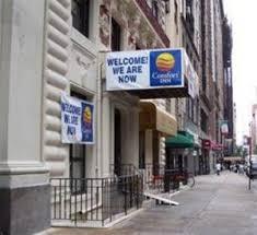 Comfort Inn Midtown West New York City Comfort Inn New York 18 West 25th Street