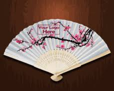personalized folding fans personalized silk fans cloth fans
