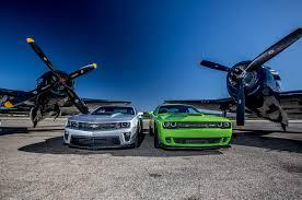 chevrolet camaro engine cc 2014 chevrolet camaro zl1 vs 2015 dodge challenger srt hellcat