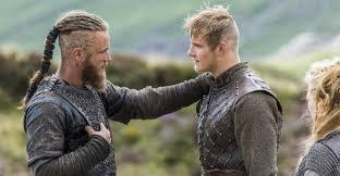 why did ragnar cut his hair vikings vikings season 3 watch alexander ludwig get a viking style