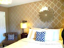 wall stencils for bedrooms wall stencil patterns and ideas wall stencils bedroom wall decor