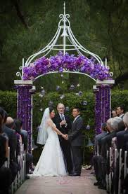 wedding arches rental vancouver purple wedding arch decor it would go with my