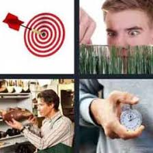 4 pics 1 word man holding the stop watch what u0027s word answers