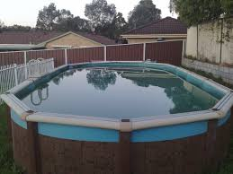 Ground Swimming Pool to Pond Conversion