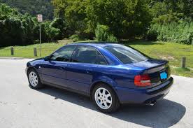 audi a4 1999 5 audi a4 b5 1 8t quattro manual 117k original owner