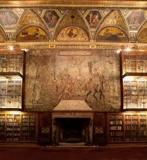 Morgan Library Dining Room Insinsideide