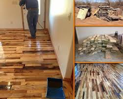 how to turn used pallets into hardwood floor how to