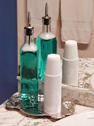 Pinterest Bathroom Decor by I Mouth Wash Bottles They Have Terrible Font No Design