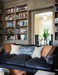 25 reasons to say yasss to a blue sofa navy sofa navy and room