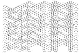 op art coloring pages i created impossible 3d optical illusions you can color in bored