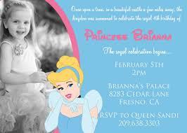 personalized cinderella birthday invitations rashidablair com