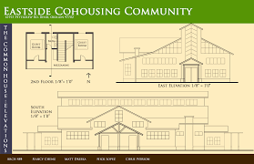 common house floor plans coho the street team