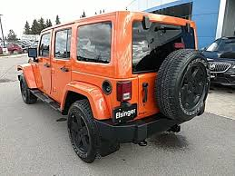 orange jeep wrangler unlimited for sale used 2012 jeep wrangler unlimited for sale fargo nd