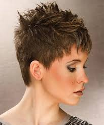 very short spikey hairstyles for women short haircut styles short spiky haircuts for women plain