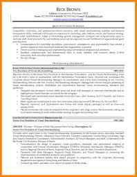 12 visual merchandising resumes job apply form