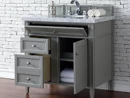 36 gray bathroom vanity martin