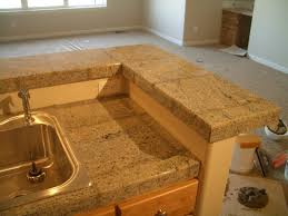 Tile For Kitchen Countertops by Granite Tile Kitchen Countertop And Bar