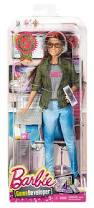amazon com barbie careers game developer doll toys u0026 games