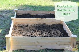 container gardening vegetables digin ad