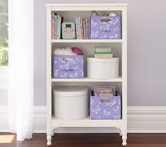 Purple Bookcase Juliette Bookcase Pottery Barn Kids