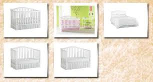 Lajobi Convertible Crib Lajobi Inc 5030935 Cribs