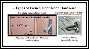 crystal glass door knob sets french door surface mount passage
