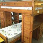 Solid Wood Bunk Beds With Stairs  How To Build Solid Wood Bunk - Solid oak bunk beds with stairs