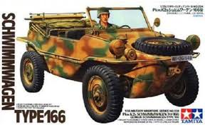 volkswagen tamiya german schwimmwagen type 166 tamiya 35224 plastic model kit