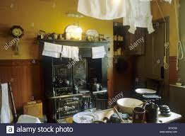 Kitchen Designers Glasgow by Glasgow The Tenement House Period Kitchen Scotland Uk Interior