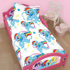 Spongebob Toddler Comforter Set by My Little Pony 4 Pc Toddler Bedding Set Tokida For