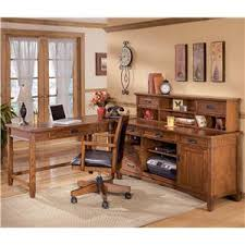 cross island desk w storage ashley furniture cross island l shape desk with credenza and low