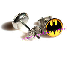 batman earrings popular batman earrings lot buy cheap batman earrings lot lots
