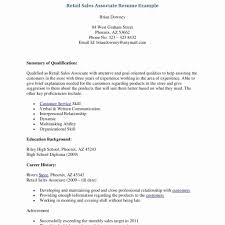 resume exles for retail retail resume exle inspirational resume exles retail sle