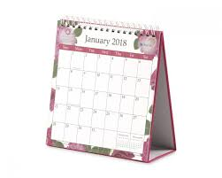 blue sky t cancer awareness garden 6 0625 x 6 375 monthly desk calendar w