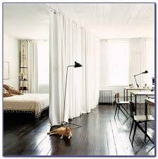 How To Make A Curtain Room Divider - ceiling curtain rod room divider curtain home design ideas