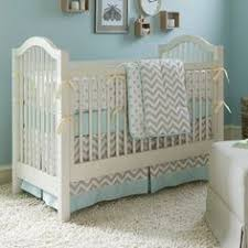 Zig Zag Crib Bedding Set Brocade Khaki 3 Crib Bedding Set Nursery Bedding And Nursery