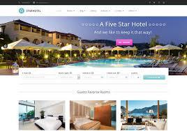 50 best hotel wordpress themes free u0026 premium freshdesignweb
